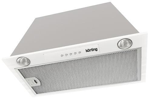 """KORTING """"Полновстраиваемая вытяжка KHI 6530 W"""""""