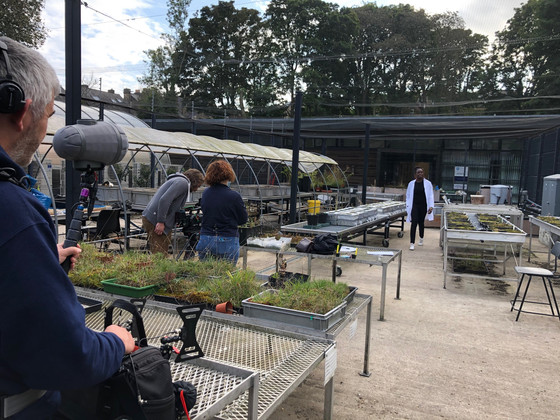 The Pandhal Lab will be featured on BBC's Horizon Documentary