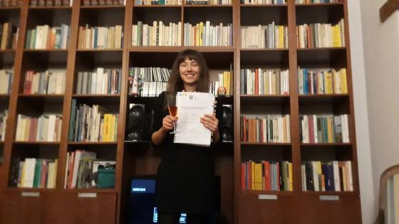 Congratulations Josie!