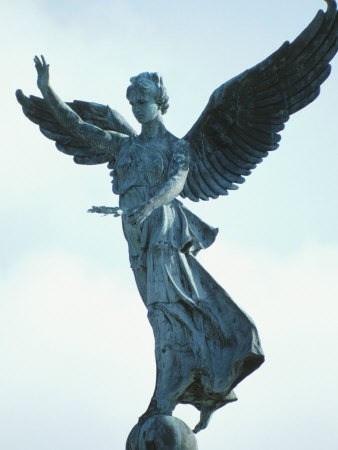 Angelic-statue