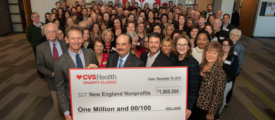 CVS Health Charity Classic Unveils $1 Million Donation