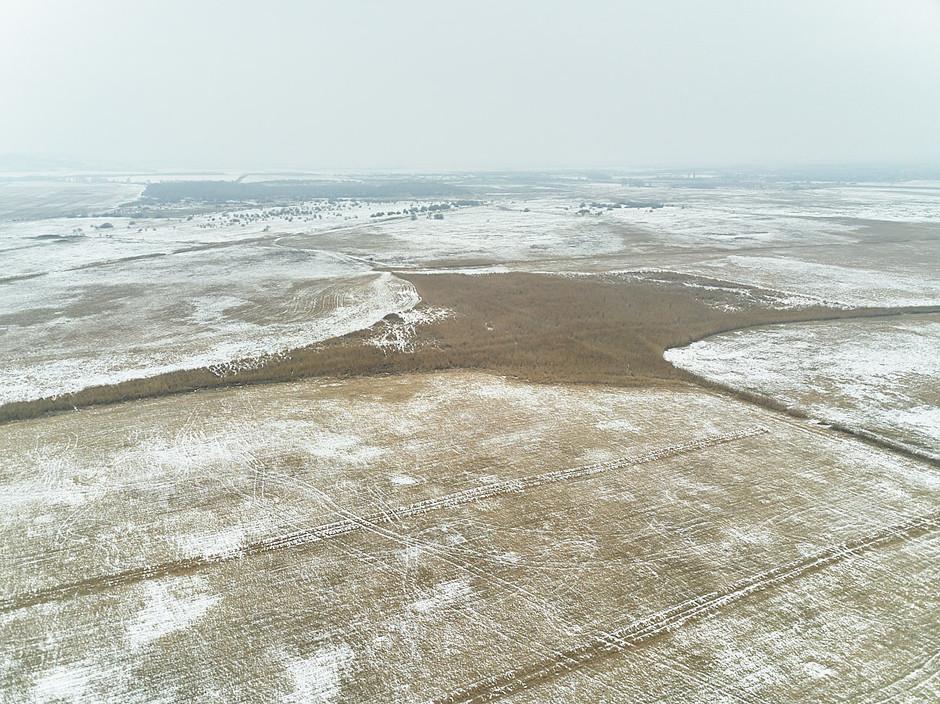 Drónfotók a területről III. - Körnád