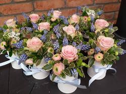 Floral Wedding Favours