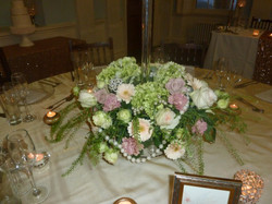 Hollywood Glamour table centres