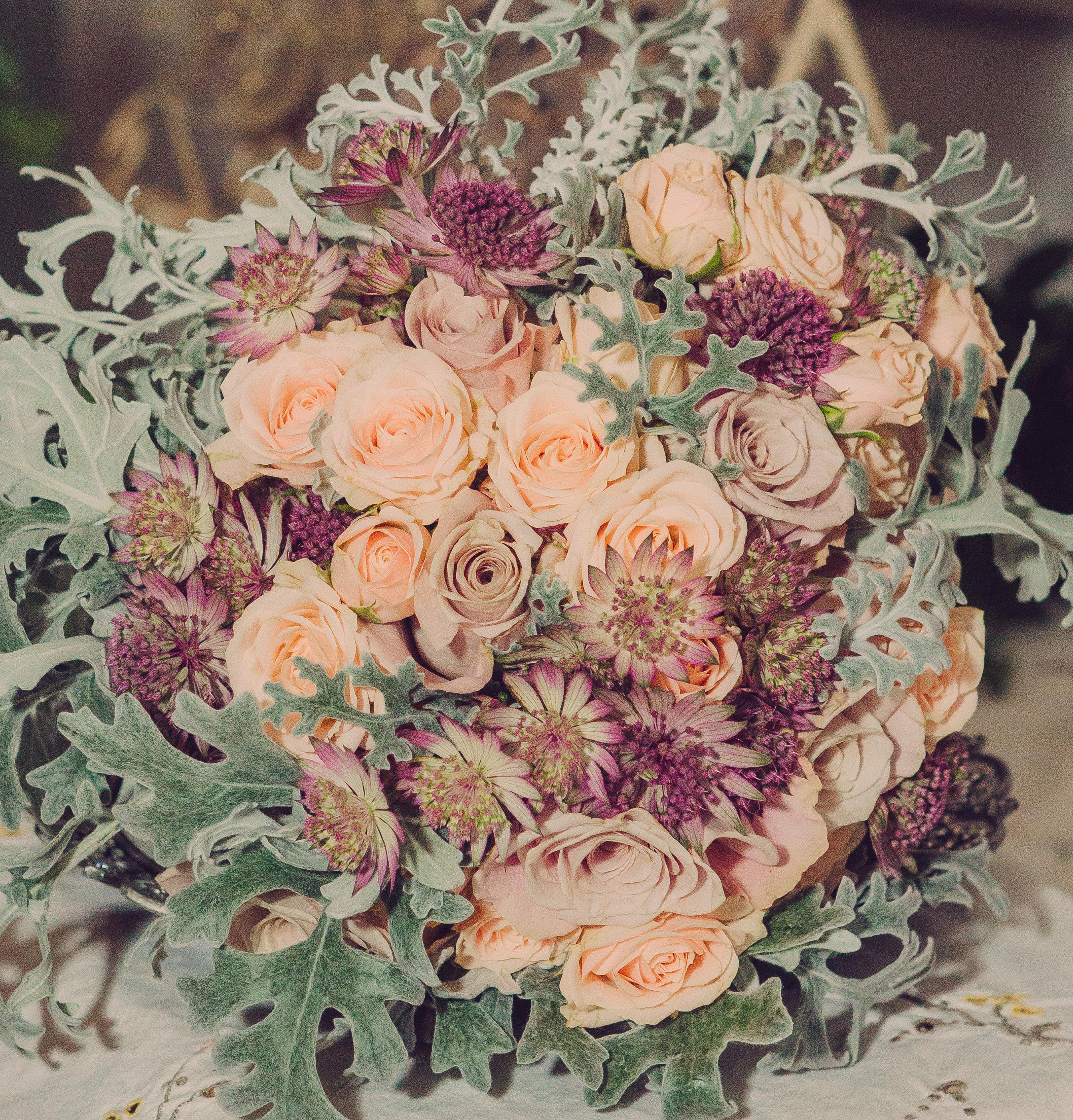 Vintage Bouquet Bristol