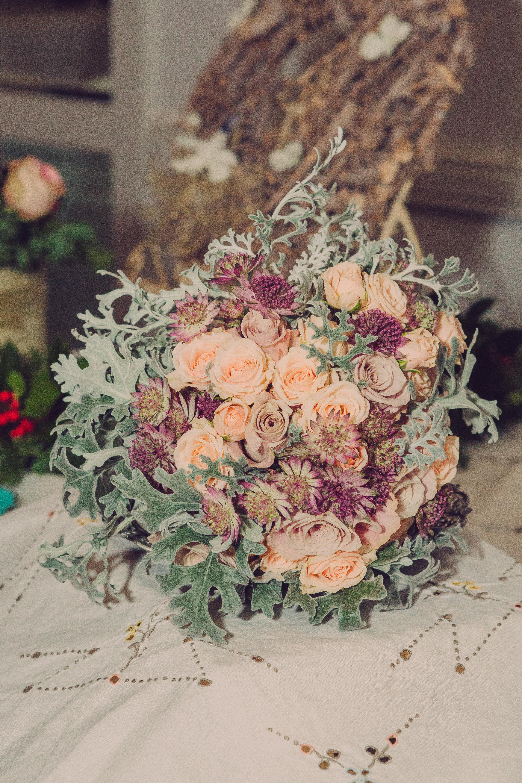 Vintage Bridal Bouquet Bristol