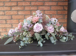 Long & Low table decoration