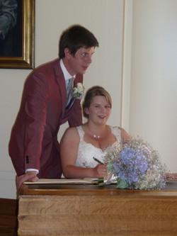 Bespoke wedding flowers 2013