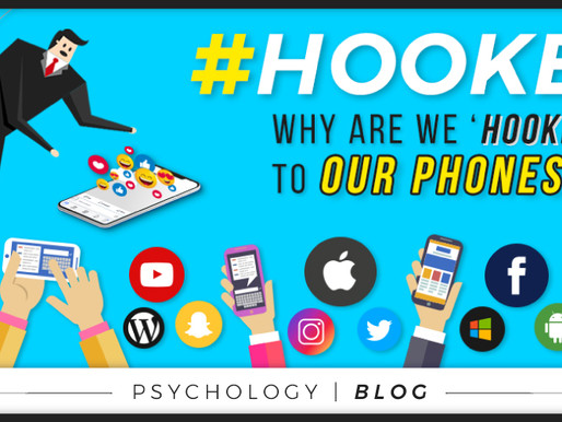 Hooked: Why Are We So 'Hooked' To Our Phones?