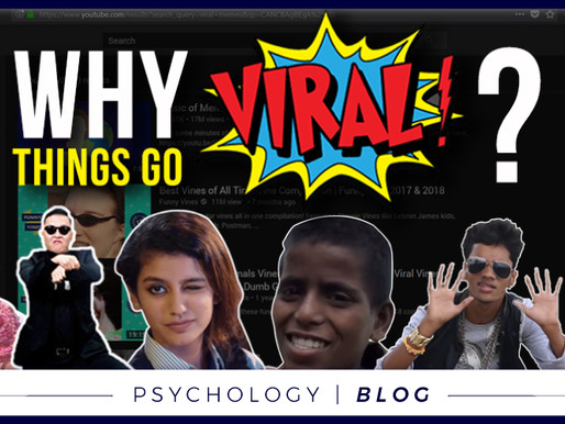 Why Things Get Viral On Social Media?