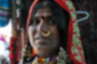 frau indien
