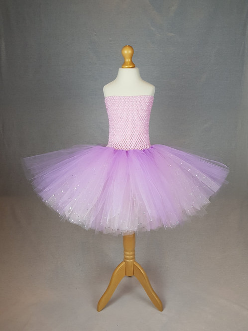 Extra Plain Tutu Netting Layer