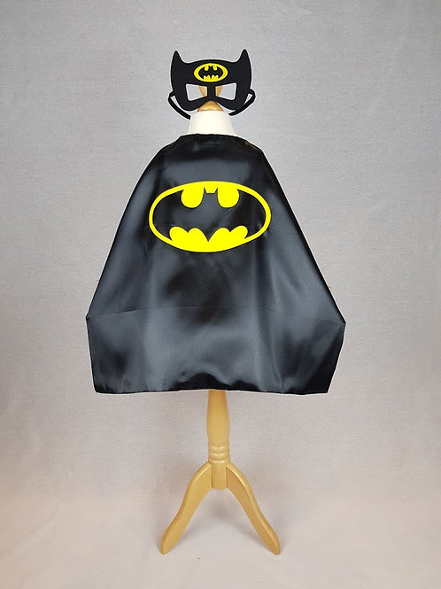"""Superhero"" Cape & Mask"