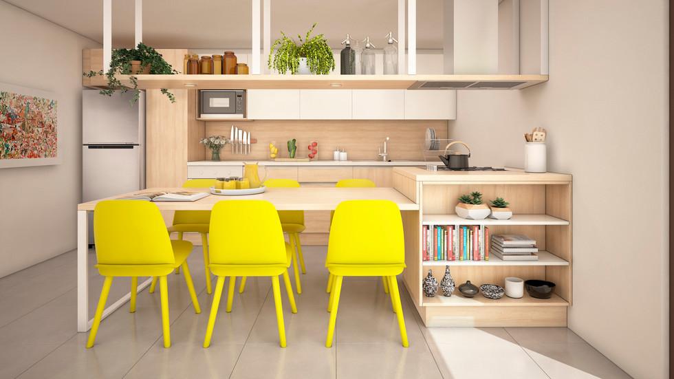 Cocina Masisa-C 01 Christian Erdmann Design