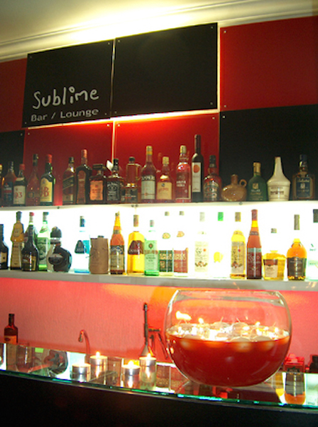 Bar Sublime