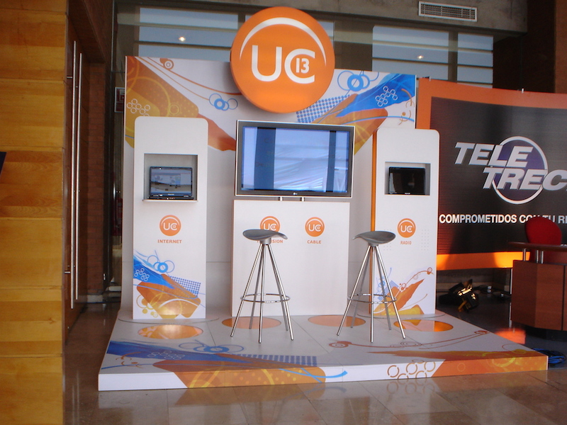 Stand Canal 13