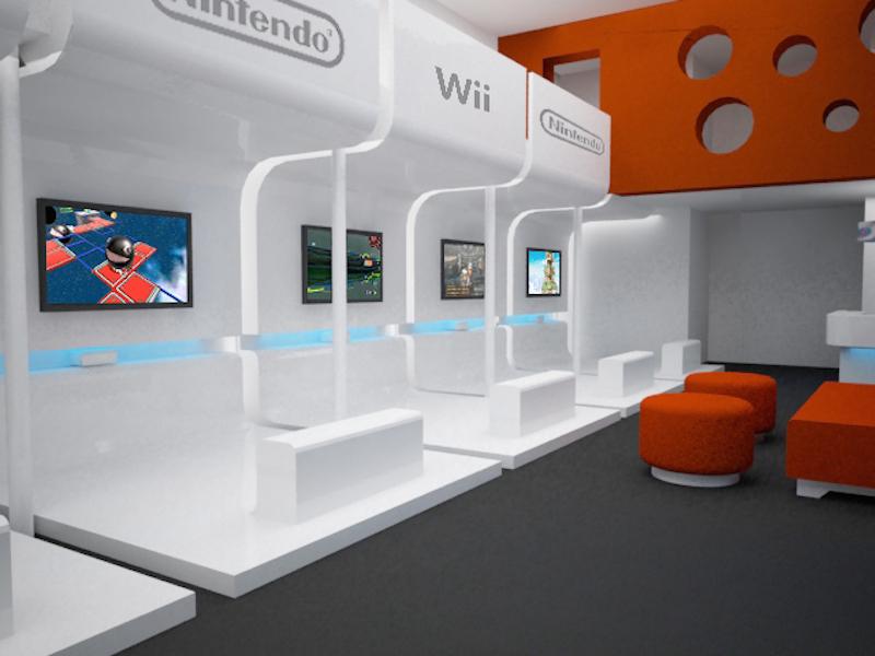 Propuesta Tienda Nintendo Monticello