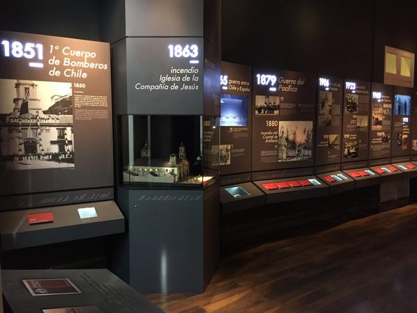 Museo de Bomberos de Santiago 02