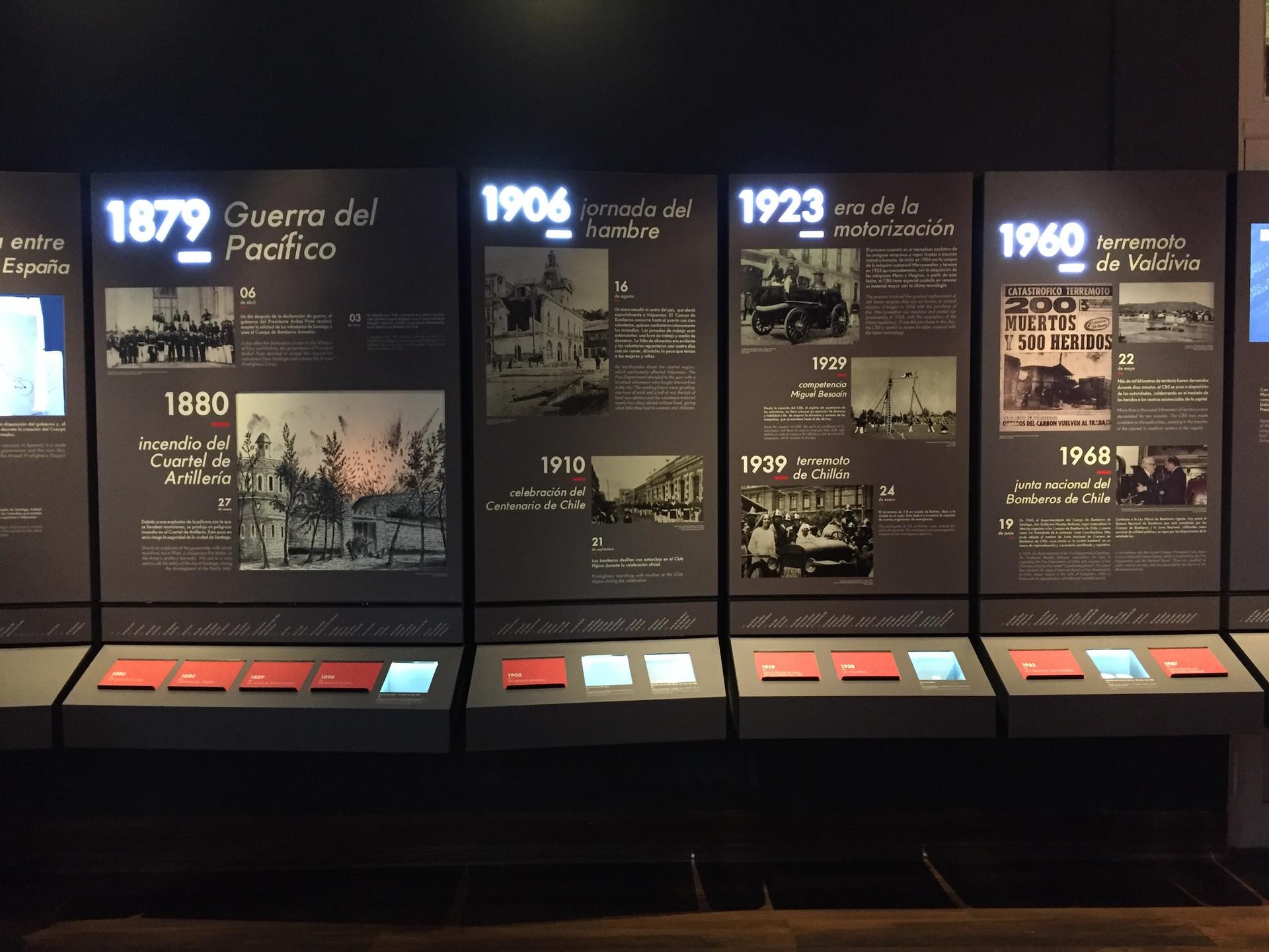 Museo de Bomberos de Santiago 03