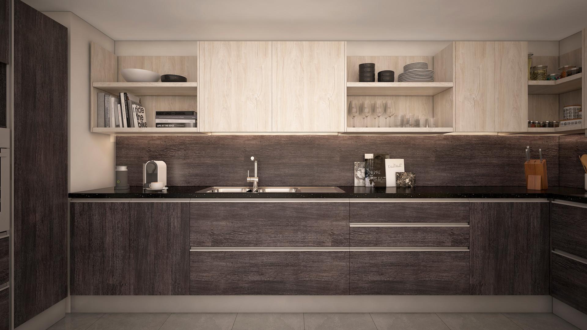 Cocina Masisa-G Christian Erdmann Design