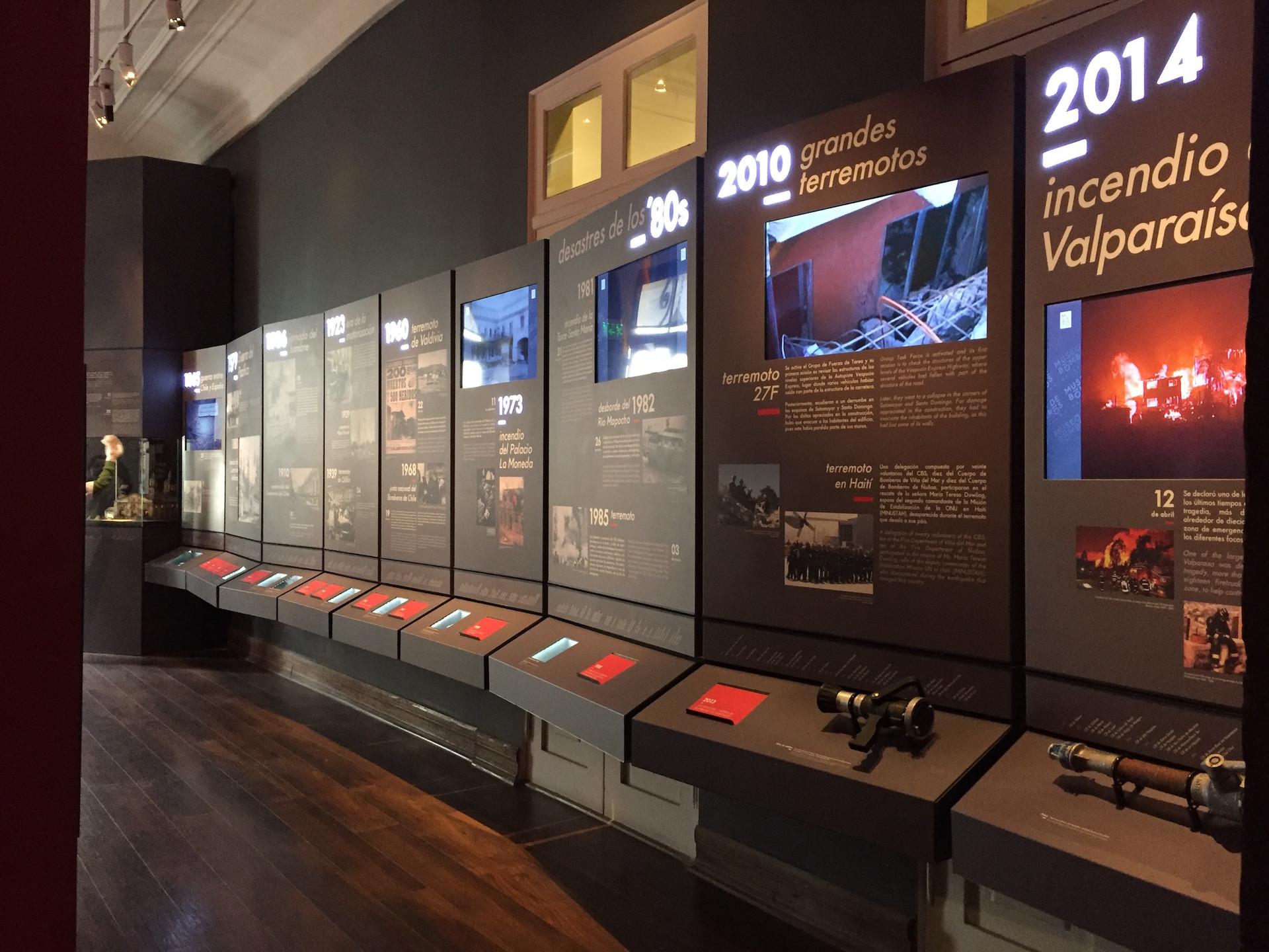 Museo de Bomberos de Santiago 04