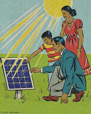 solar family