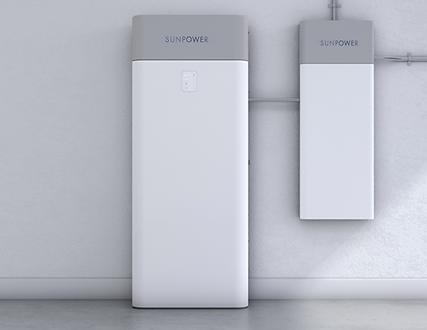 sunvault stackable battery storage sunpower