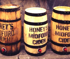 Honeys Cider