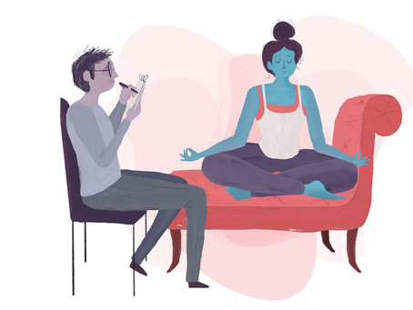 The intersectionality between meditation and psychotherapy