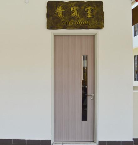 Fo Guang Shan Single Door Leaf