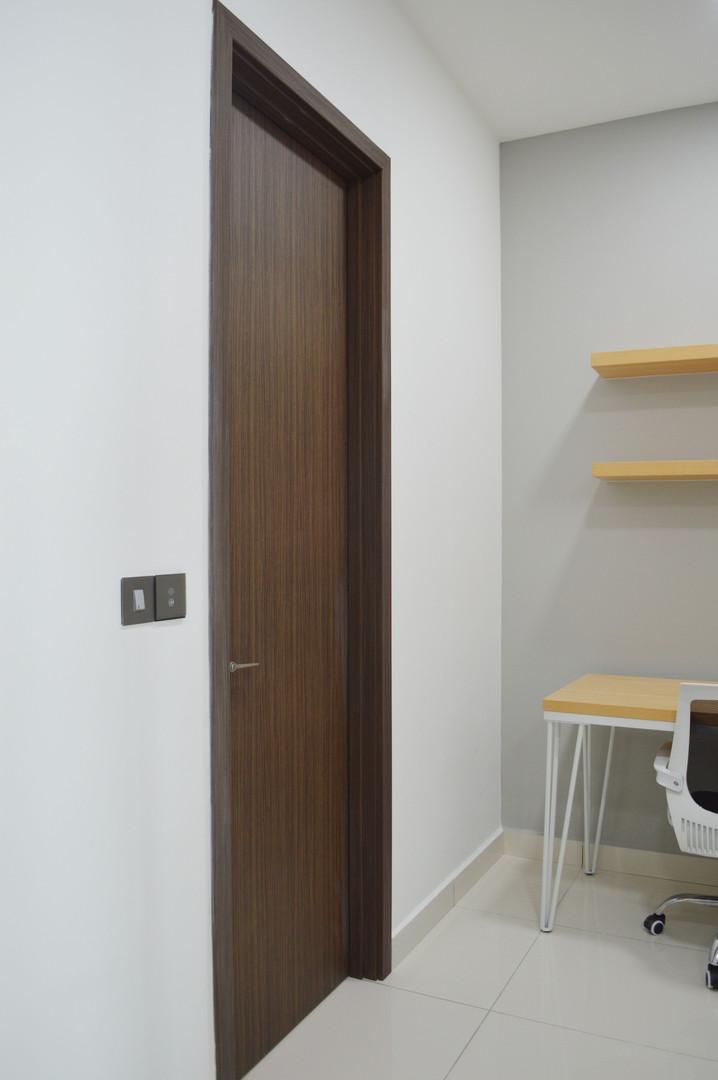 Apartment Bedroom Single Leaf Door