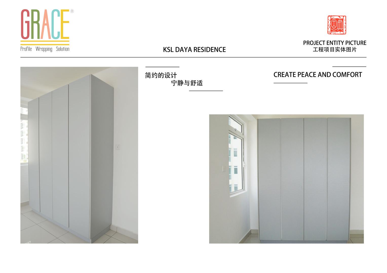 KSL Residence Carpentry Works Supplier