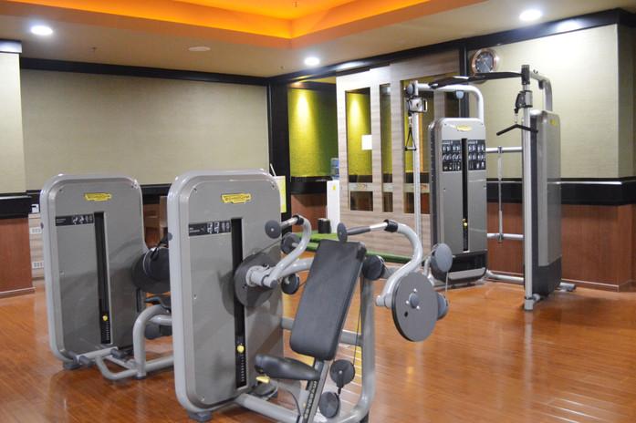 KSL Resort Gym Room Carpentry Works Design