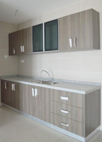 D Secret Wooden Kitchen Cabinet