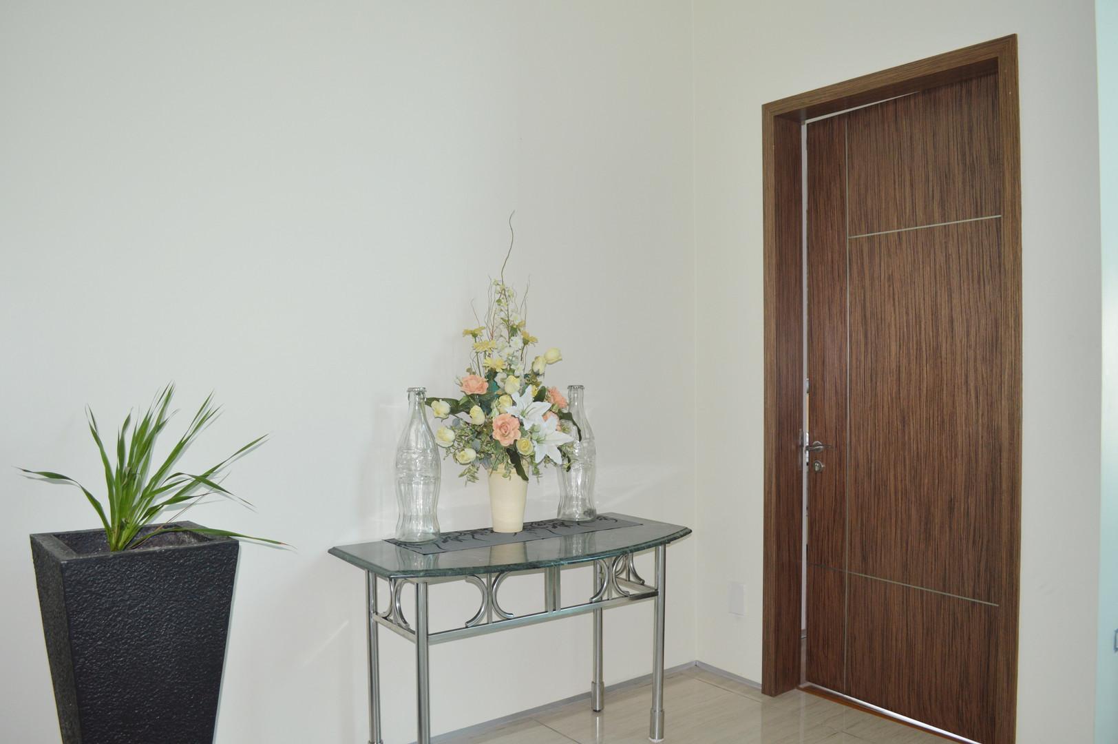 Single Bedroom Wooden Door Leaf