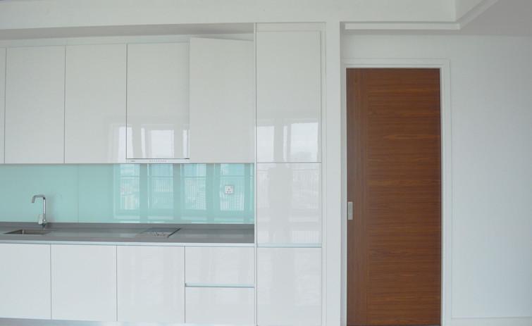 Wooden Door Interior Design