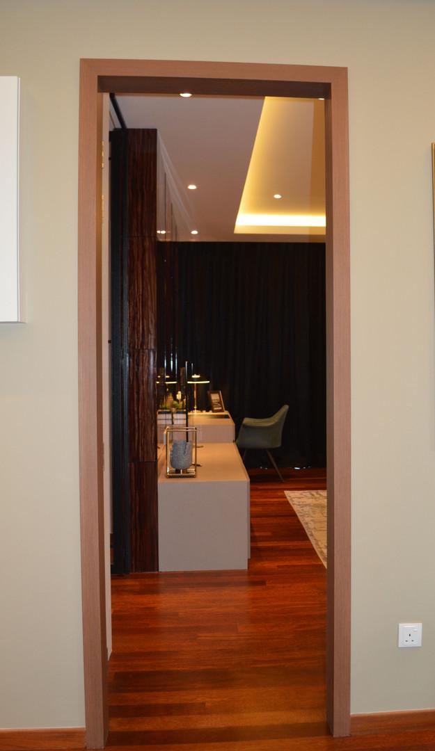 Zone 6E1 Impian Emas Wooden Door Frame