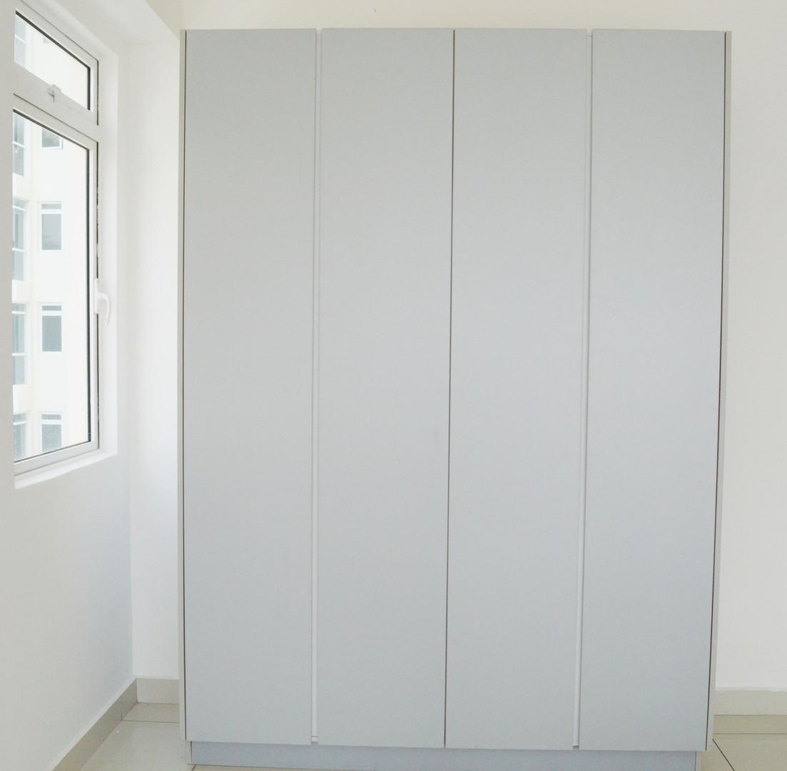 KSL Apartment Living Room Wardrobe