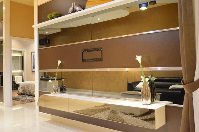 KSL City Mall Showroom Interior Carpentry Works Design