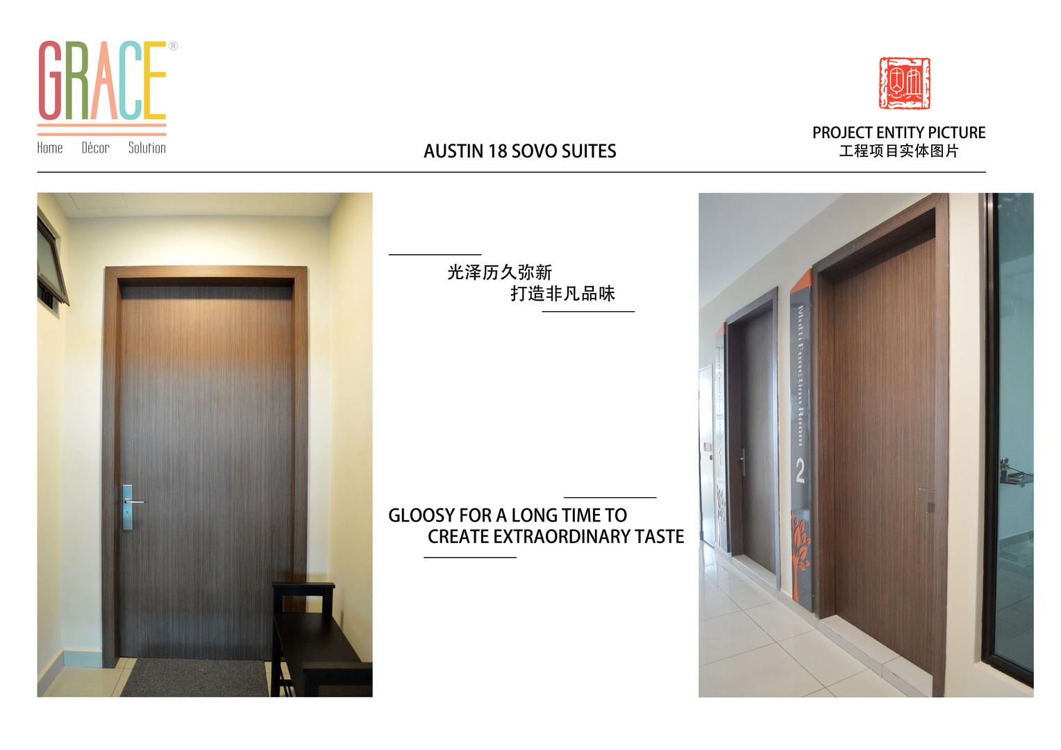 Austin18 Door Supplier