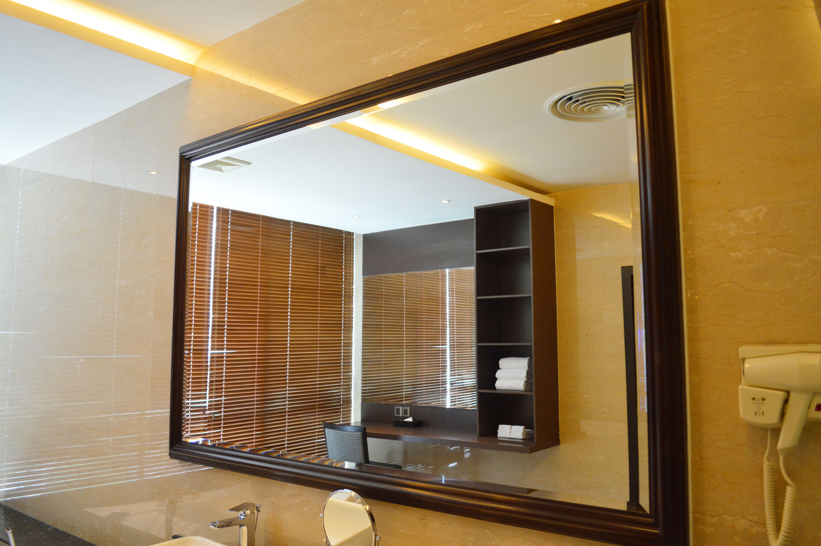 KSL Resort Hotel Room Bathroom Carpentry Works