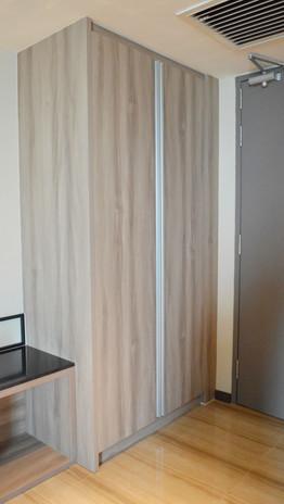 KSL Hotel Room Wooded Wardrode