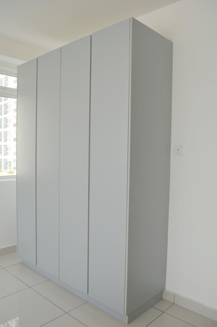 KSL Apartment Wardrobe