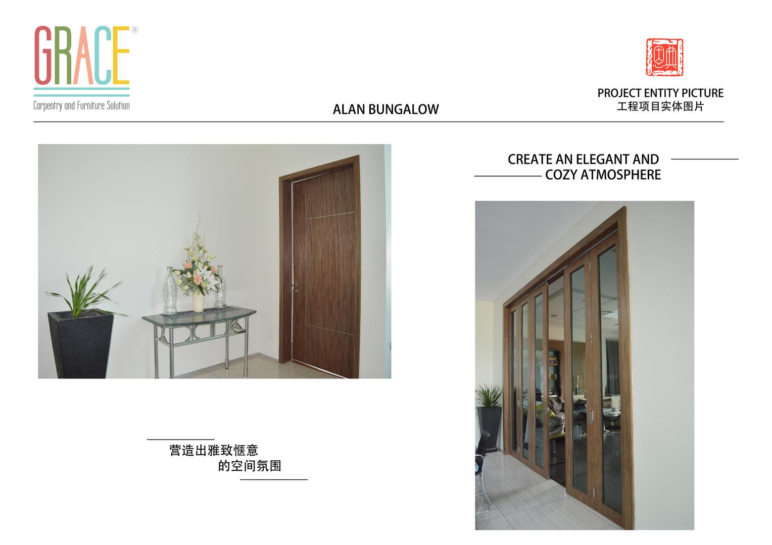 Bungalow design and build