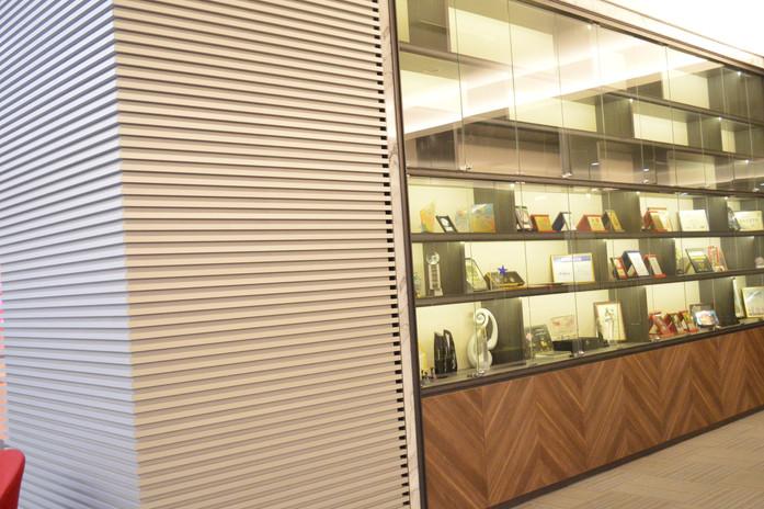 KSL Office Carpentry Works Design