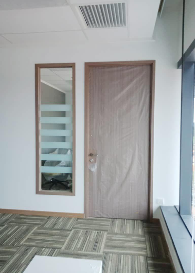 Single Leaf Door