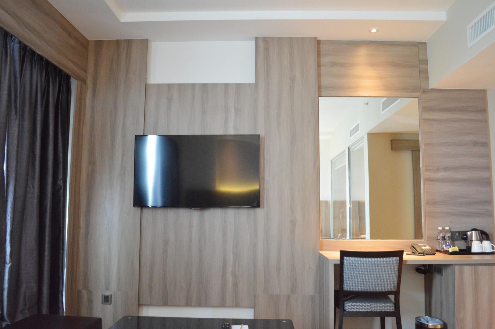 KSL Resort Hotel Room Carpentry Works