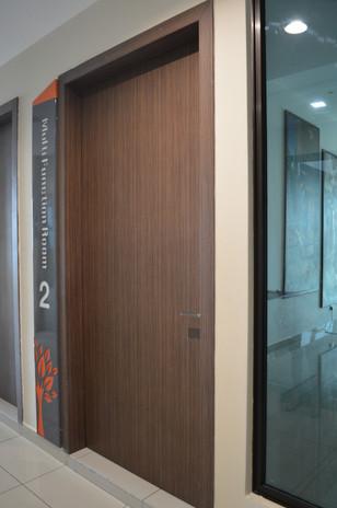 Austin18  Laminatec Office Door