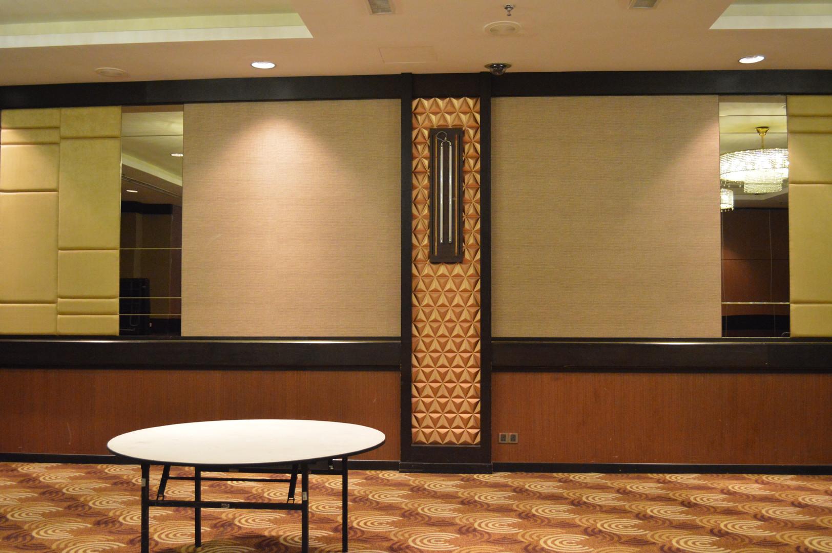 KSL Resort Ballroom Carpentry Works Design