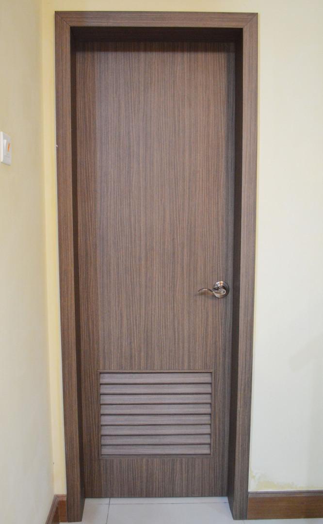 D Carlton Storeroom Wooden Door